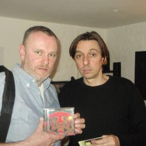 08/05/12: Ross Allen with master remixer Leo Zero