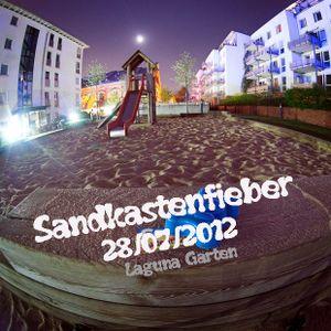 BoB im Sandkastenfieber @ Club Laguna Garten Sa. 28.07.2012