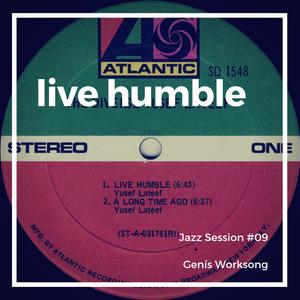 Jazz Session  #09 - Live Humble