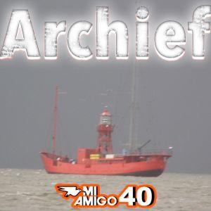 Radio Mi Amigo  - 747 AM  - Ton Schipper  (17-18uur - 20 mei 2017 - Harlingen [NL])