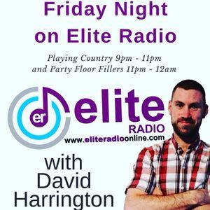 David Harrington Show Friday Night 29/06/2018 4 hours long