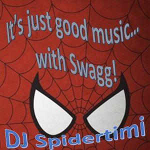 DJ SpiderTimi - RnB Hip-Hop SwaggaMix Vol 3 [Clean]