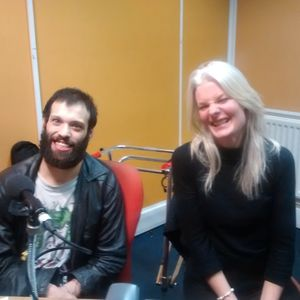 March 2nd 2015 with Tim Renkow and Naomi Newstead