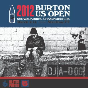 A-Dog x Burton U.S. Open 'Mash-Down'