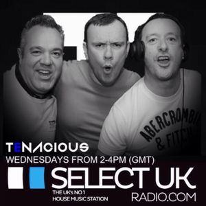 Dave Reeves & Tenacious - Live on SelectUK 08/06/16