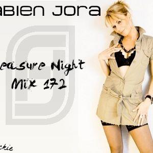 Fabien Jora - Pleasure Night Mix 172