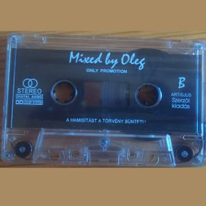 Oleg mix tape from the 90's