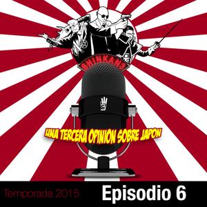 """S3:2015:Ep Nº6 - Comprando """"de segunda mano"""" en Japón"""