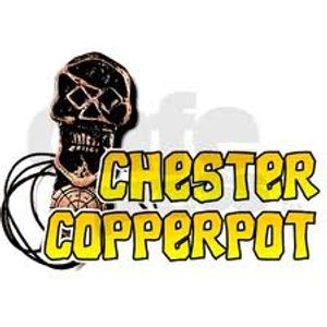 Chester Copperpot's Treasure Chest Mix