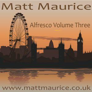 Alfresco Volume Three