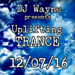 Uplifting Trance Mix(12.07.16)