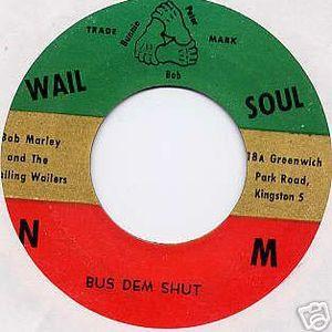 Rare Wailers Ska & Rock Steady Selection