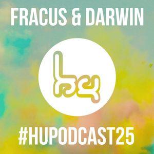 Fracus & Darwin @ The Hardcore Underground Show (Podcast 25) (23-03-2019)