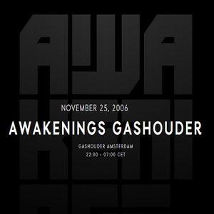 British Murder Boys @ Awakenings Gashouder - Gashouder Amsterdam - 25.11.2006