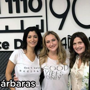 Vicky Seguí y Carla Conte en Tardes Bárbaras - 14-05-2017