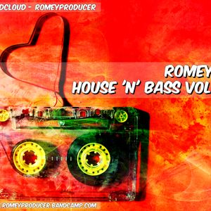 ROMEY - HOUSE 'N' BASS VOL 4.