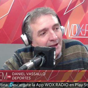 #ElDedoEnLaLlaga|Columna deportiva de Daniel Vassallo|28/06/2017