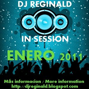 Dj Reginald - Session Enero 2011