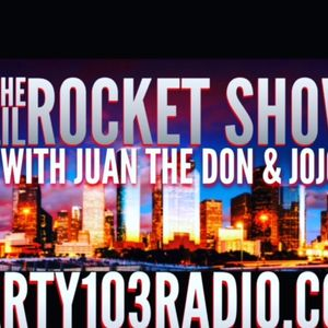 The lil rocket show 09-24-16