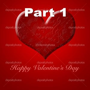 Valentine souvenirs - 1