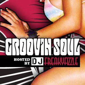 Groovin' Soul Radio Show (Seduction Radio UK) 01.19.2013