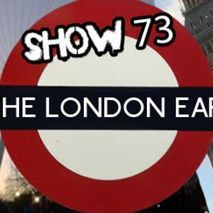 The London Ear on RTÉ 2XM // Show 73 // March 25 2015