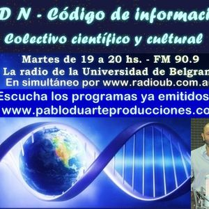 Programa 23-08-16 - Roberto M. Cataldi Amatriain