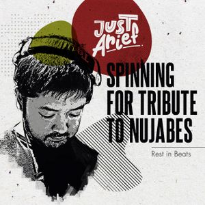 Spinning for tribute to NUJABES