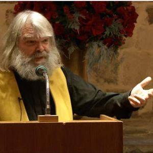 Waiting on the Word - Malcolm Guite speaks at St Paul's Cathedral (2015)