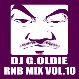 DJ G.OLDIE RNB MIX VOL10