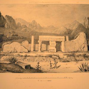 El capitán Dupaix y su album arqueológico de 1794