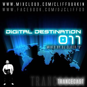 Digital Destination 011 Trancecast