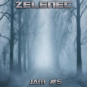 Zelenec - Jam 5 -Live Improvised  Transmission from Planet Moon Studios...