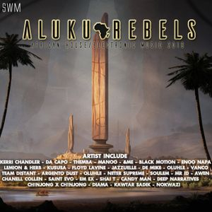 Mysteries of the Sahara .By Aluku Rebels (Afro/Deep/Techno House Music) Summer warm up 2019