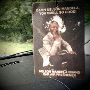 Damn Nelson Mandela, You Smell So Good Edition 11th Aug '10