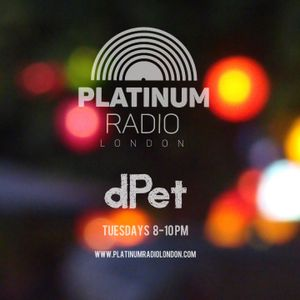 dPet - New Year's Eve Live Set on Platinum Radio London - Deep Progressive House