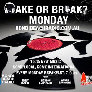 MakeOrBreak?Monday 18.09.17 [Inc The Lockhearts Interview]