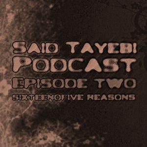 Episode #002 - 1605 Reasons
