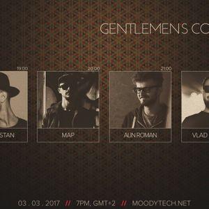 Gentlemen's Corner 017 - Alin Roman (MoodyTech)