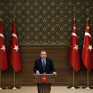 Military coup in Turkey