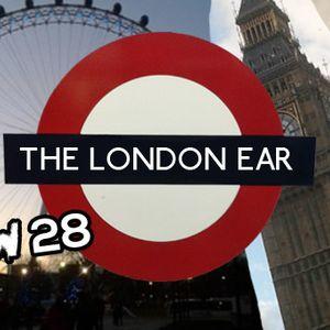 The London Ear on RTE 2XM Show 28: April 2 2014