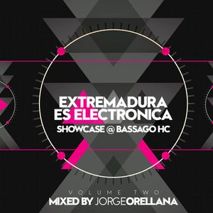 Extremadura es Electronica Showcase Volume Two mixed by Jorge Orellana