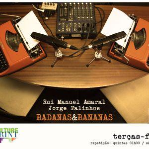 Badanas & Bananas - Podcast 3 (22.10.2013)