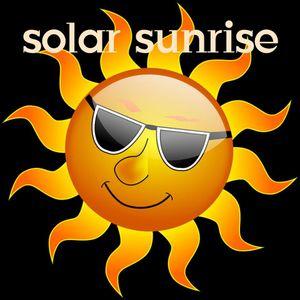 Solar Sunrise with Tony Mac on Slar Radio