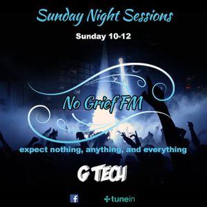 Gtech Sunday Sessions Radio Show 16/10/16