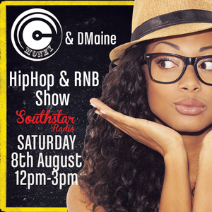 #Radio @DJC_Money & DMaine On @SouthStarRadio #HipHop & #RnB Show 8th August 2015
