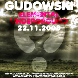 Elemental Underground @ friskyRadio.com 2008.11.22
