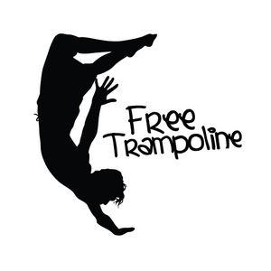 Free Trampoline 24 Dec 2014 - The Christmas Eve Show