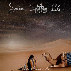 Carlos Contreras pres. Serious Uplifting! 116 (09 - 11 - 17)