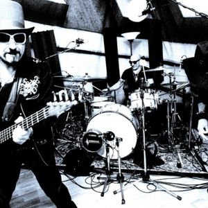 Fabrizio Grossi of Supersonic Blues Machine on Audio Planet